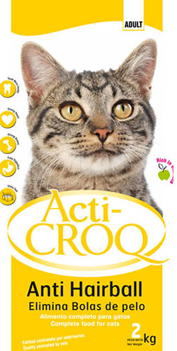 Acti-Croq Anti Hairball
