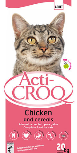 Acti-Croq Chicken and Cereals