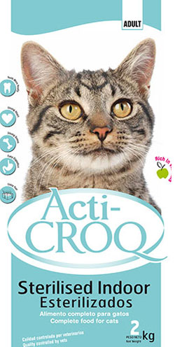Acti-Croq Sterilised Indoor