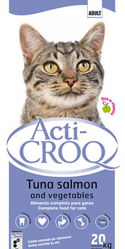 Acti-Croq Tuna and Salmon