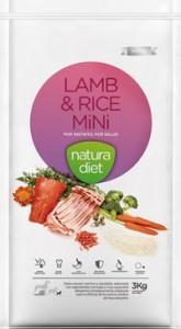 Natura Diet Lamb and Rice Mini