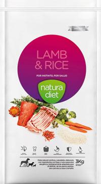 Natura Diet Lamb and Rice