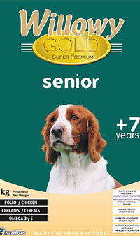 Willowy Gold Senior