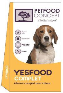 Sacs Yesfood Eco Complet