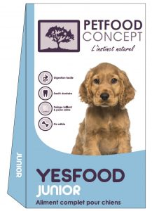 Sacs Yesfood Eco Junior