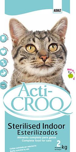 Acti-Croq Sterilised Indoor