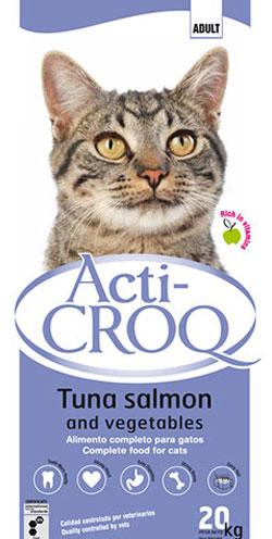 Acti-Croq Tuna and Salmon