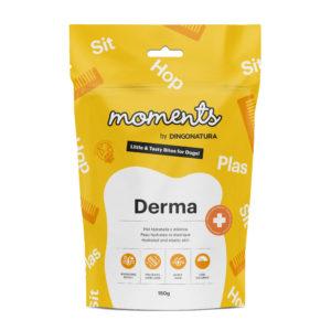 Moments Derma friandises fonctionelles naturelles pour chiens